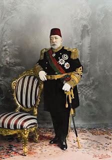 Sultán Primera Guerra Mundial