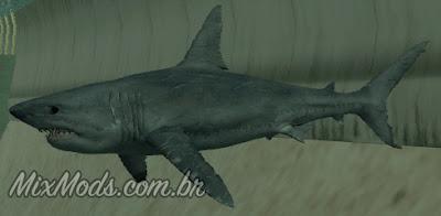 crysis shark gta sa san converted convertido tubarão hd