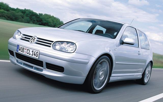 1998 - Golf GTI Mk4
