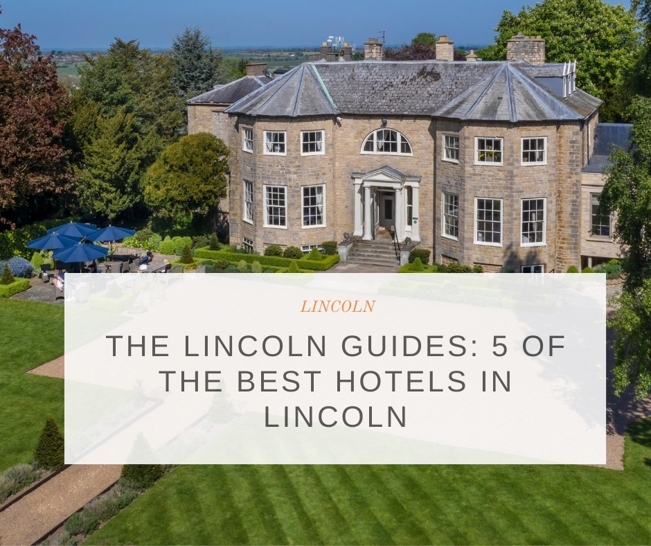 5 of the best hotels in Lincoln