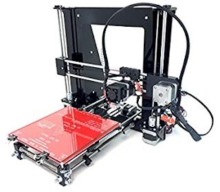 RepRap Prusa i3 Review  3D Printer Kit