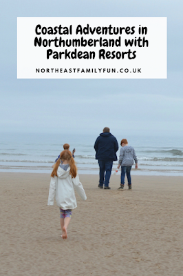 Coastal Adventures in Northumberland with Parkdean Resorts