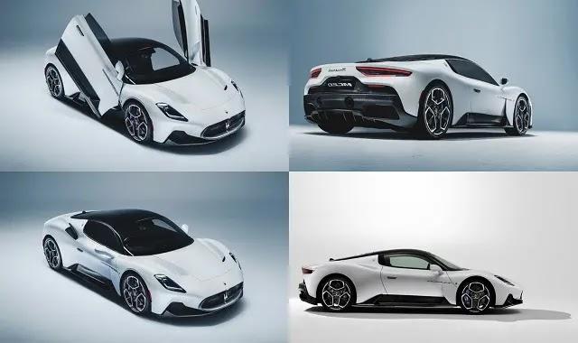 سيارات مازيراتي وسيارة المازيراتي ومازيراتي جيبلي 2021