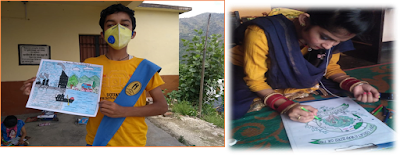 Swacchhata Doots in Nalagarh