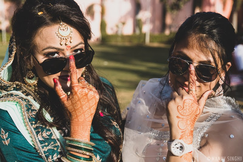 Pallavi + Ayush = Candid Wedding Photography - Jaipur.