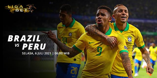 PREDIKSI PARLAY BRAZIL VS PERU