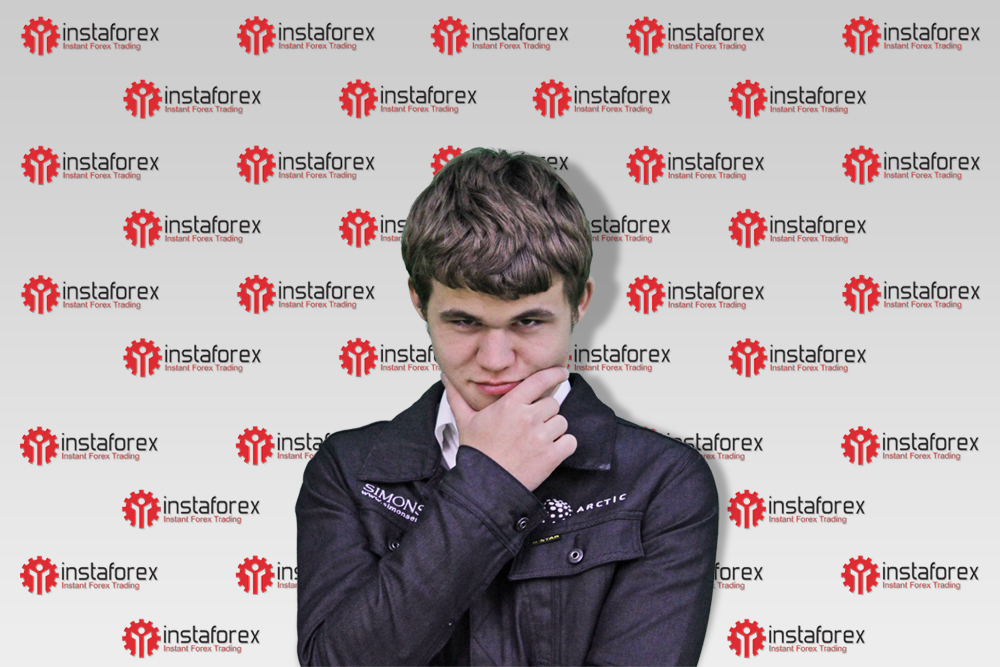 ИнстаФорекс и шахматист Магнус Карлсен