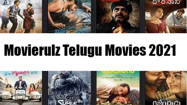 Movierulz Telugu Movies 2021 - 3Movierulz,Movierulz2