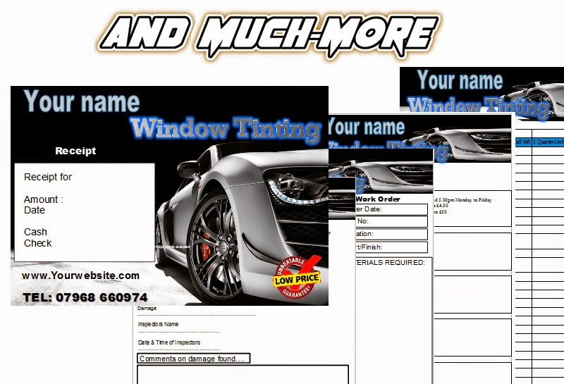 Business Templates Forms Gutter Vacuum Amp Cleaning