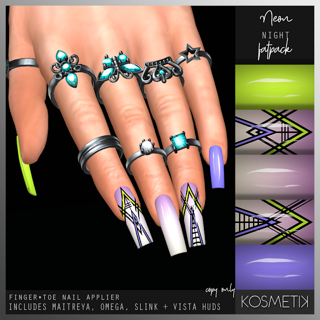 KOSMETIK at TWE12VE [AUG 12]