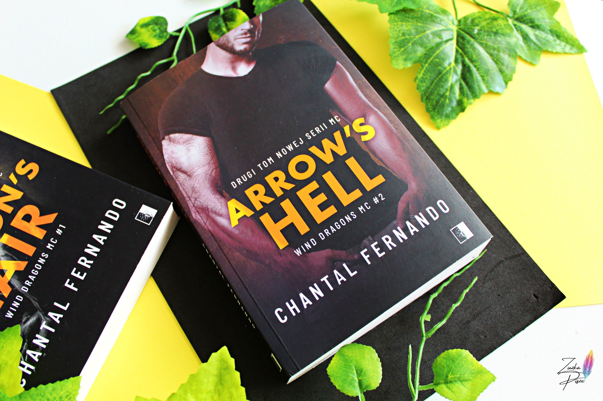 "Chantal Fernando ""Arrow's Hell"" - recenzja patronacka"