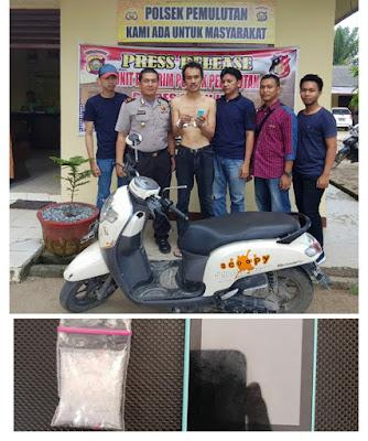 "Warga Palembang Ditangkap ""Crocodile Pemulutan"""