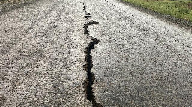 Ισχυρός σεισμός 5,7 Ρίχτερ στην ανατολική Τουρκία