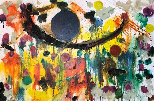 Taro Yamamoto - New York School Abstract Expressionism