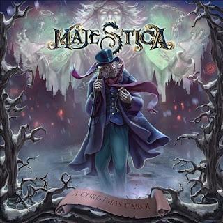 """Ο δίσκος των Majestica - """"A Christmas Carol"""""""