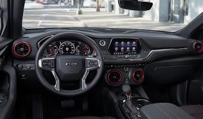 2020 Chevrolet Blazer  SS Review, Specs, Price