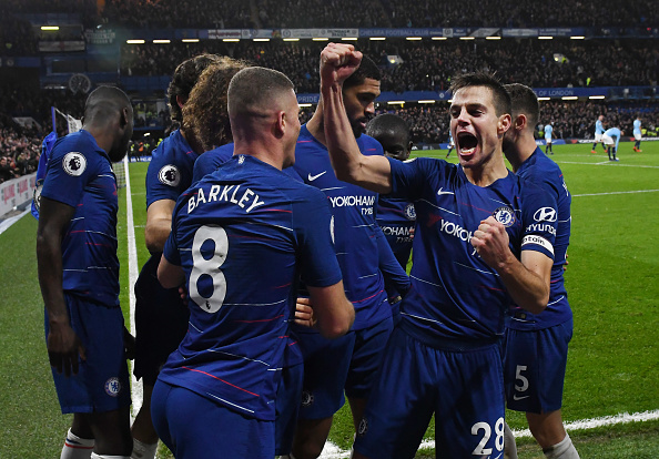 Chelsea 2-0 Manchester City - A fantastic team performance delivers an unexpected result.
