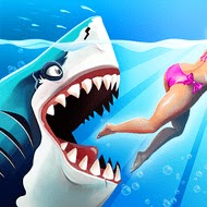 Download Hungry Shark World (MOD, Unlimited Money)