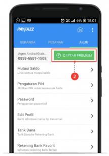 daftar payfazz premium