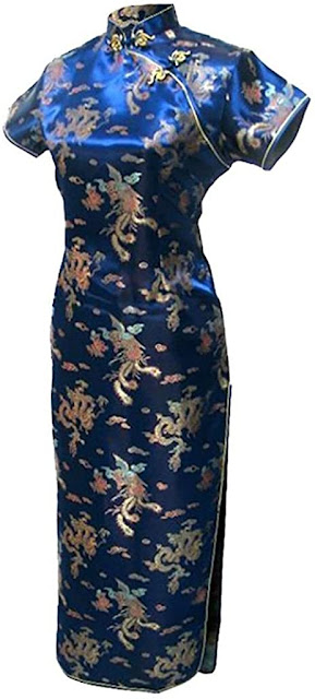 Plus Size Cheongsam Qipao Dresses For Women