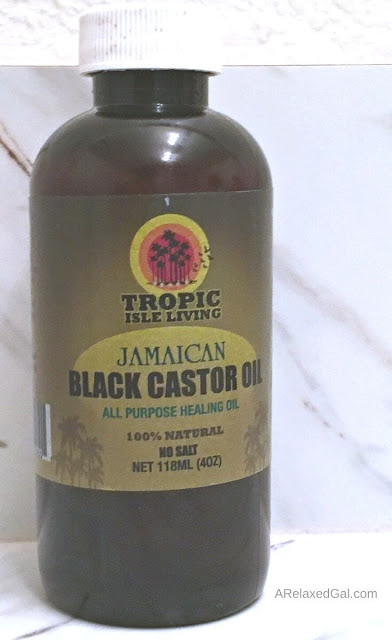 Castor Oil Challenge Check In #1