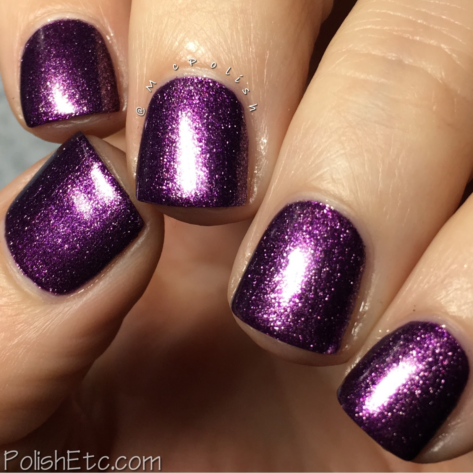 Pahlish - Life Aquatic Collection - McPolish - Lady Stardust