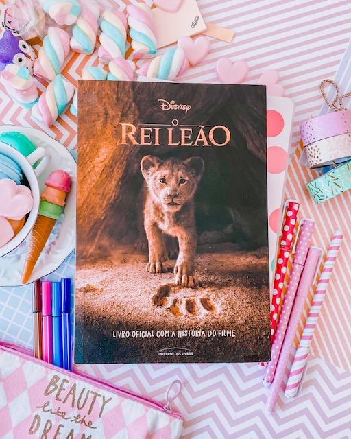 O Rei Leão - Filme e Livro