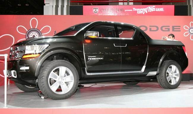 2017 Dodge Rampage Concept Truck Price Dodge Ram Price