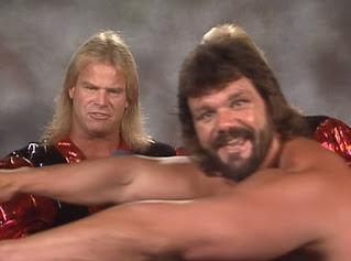 WCW / NWA Great American Bash 1989 -  Flying Steve Williams