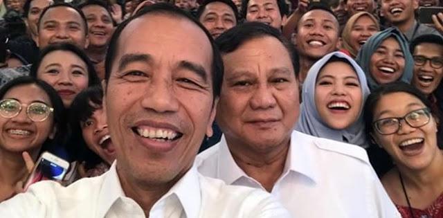 Dianggap Langgar Etika Politik Jika Gabung Jokowi, Wajar Pendukung Prabowo Kecewa