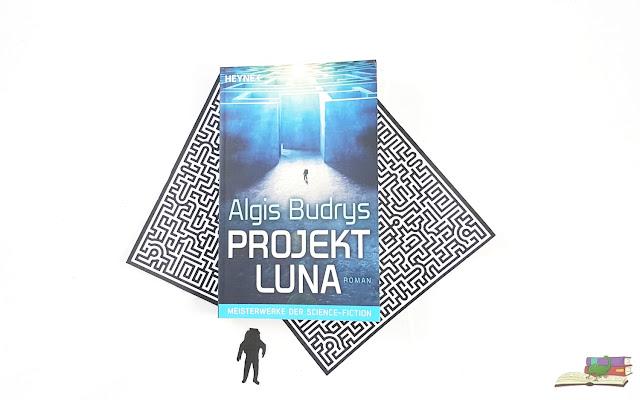 Projekt Luna von Algis Budrys - Rogue Moon
