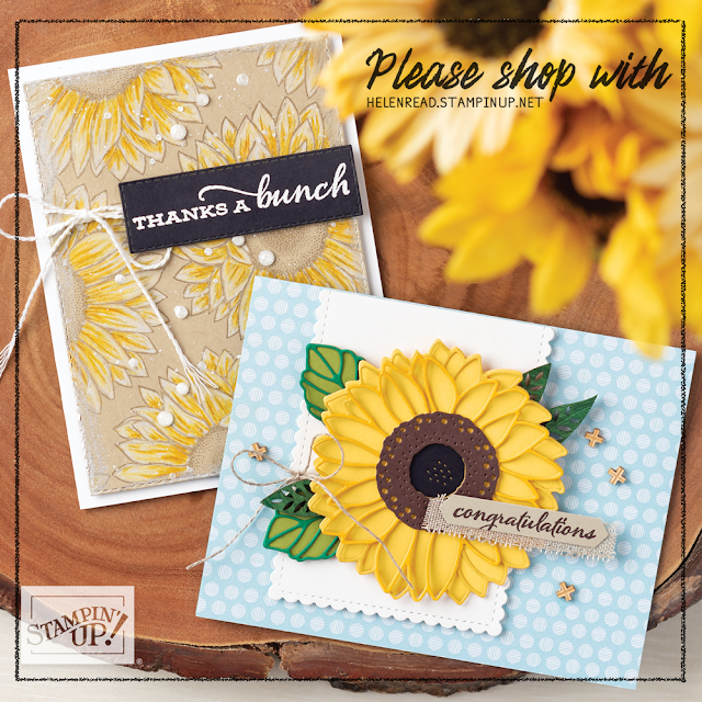 Flowers for Every Season Stampin' Up Allthingsstampy