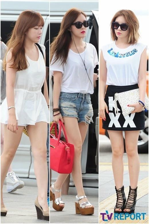 Foto Baju Artis Korea 13 Baru Gaya Baju Artis Korea
