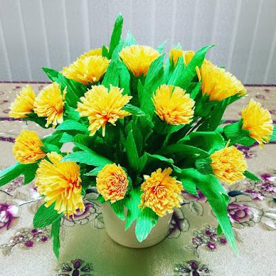 Flower arts & crafts for kids. Открытки и поделки Цветы своими руками вместе с детьми.