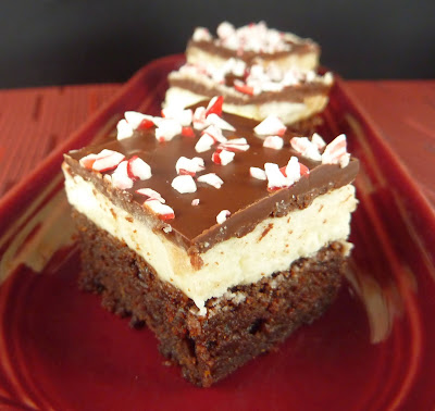 Photo of Peppermint Bark Brownies