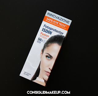 Review: Fusion Water SPF50 - ISDIN