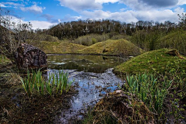 Clintz Quarry Pond