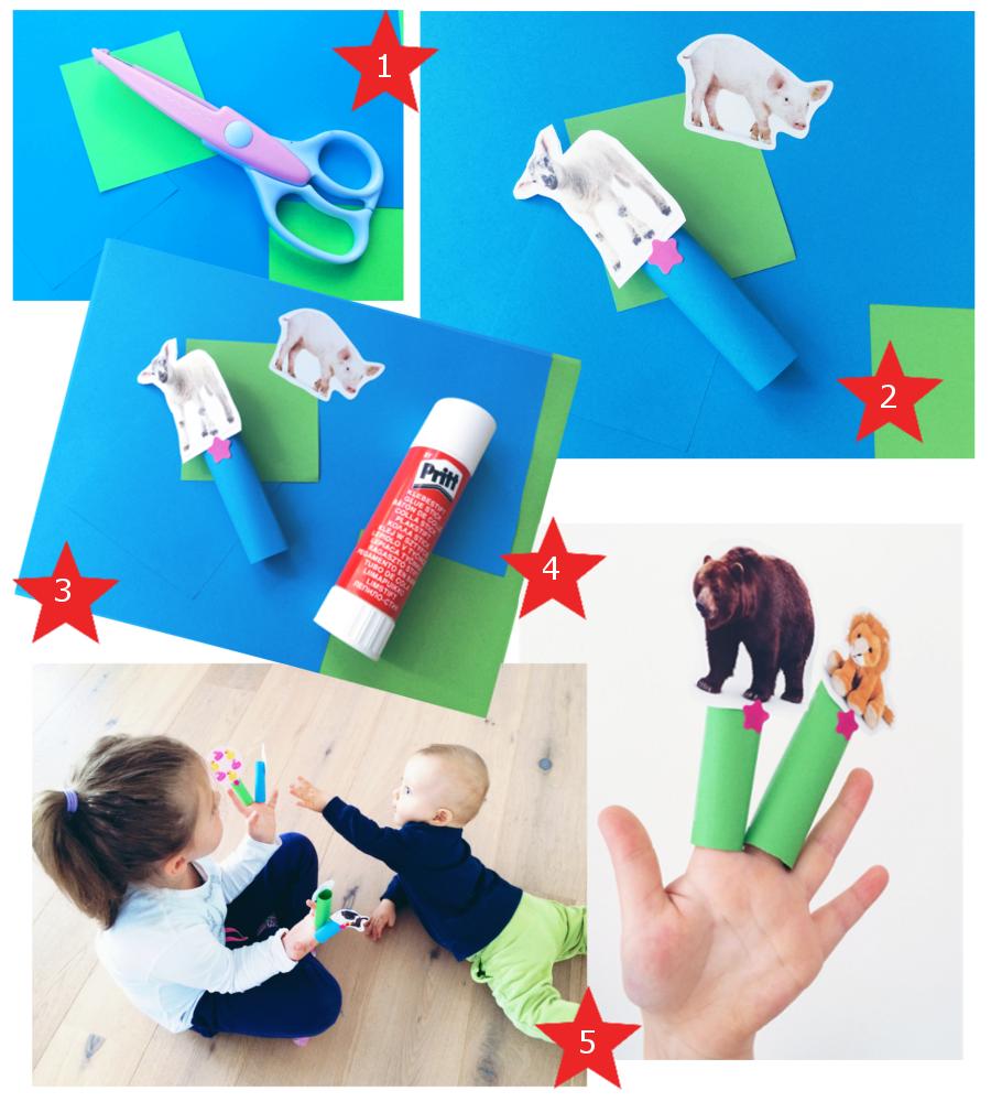 Da Meine Tochter 5 Jahre Diese Idee Wirklich Toll Fand Haben Wir Zuhause Mittlerweile 20 Fingerpuppen Und Sie Werden Jeden Tag Mehr