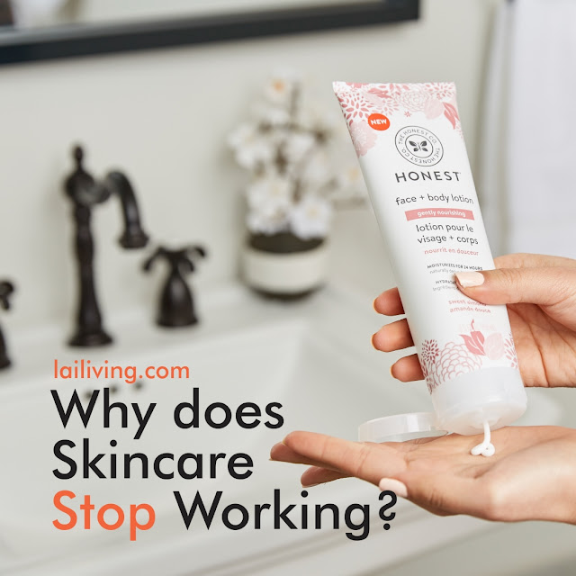 skincare stops working