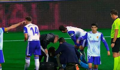 UD Las Palmas - Real Zaragoza en vivo, 14 enero