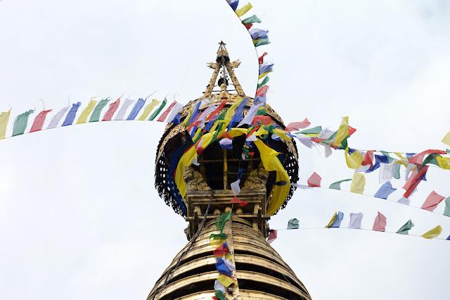 Pagoda Katmandou