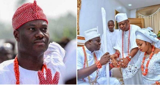 Ooni-of-Ife-denies-promising-US-lady-marriage
