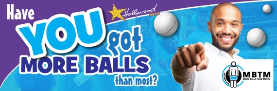 More Ball Than Most - Hollywoodbets Dolphins - Cancer Awareness