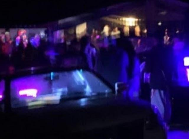 Irecê-BA: Polícia encerra festa com 200 pessoas; jovens foram encaminhados para a delegacia
