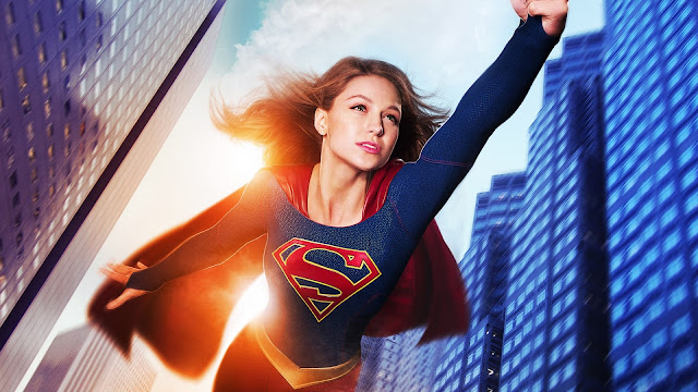 Top 15 Supergirl Tv Series Wallpapers