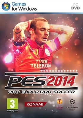 تحميل لعبة بيس PES 2014 للكمبيوتر