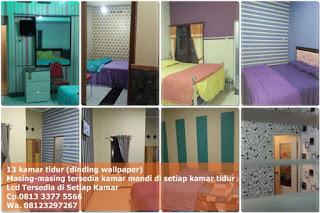 Villa Batu Adem Kota Batu Malang