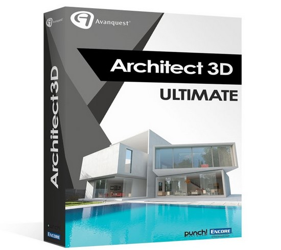 Avanquest Architecte 3d Ultimate 2018 20001022avanquest