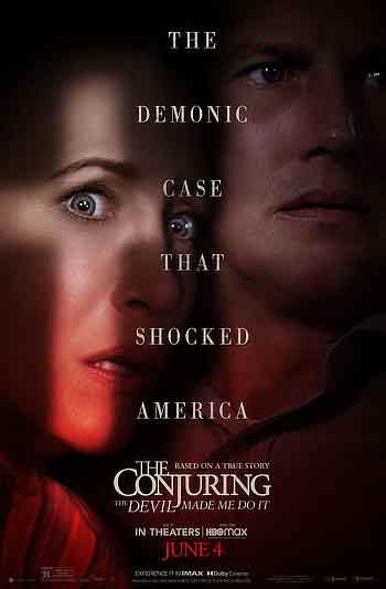 The Conjuring The Devil Made Me Do It 2021 300MB BRRip Dual Audio
