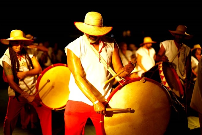 Olinda celebra o 14º Dia do Maracatu